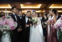 The wedding of Rico & Silvia by Hayden Habibi Photography