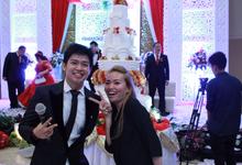 Wedding of Budiyanto & Venny by DC Wedding Organizer