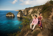 Nusa Penida Prewedding by Gusde Photography