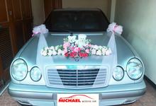 Mercedes Benz New Eyes by Michael Wedding Car