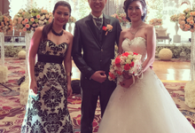 The Grand Wedding of Ferdinand & Inez by AnastasiA Project