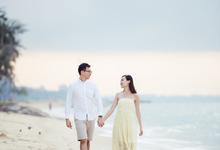 Wei Ting❤️Daniel - Couple Shoot by Jen Lim Makeup Artist