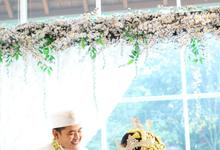 Putri&Rico wedding by naura wedding organizer