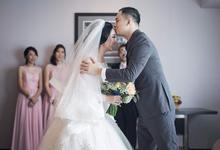 The Wedding of Nicholas & Angeline by AS2 Wedding Organizer
