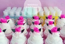 Cupcake Soap Set by Bubblelicious Soap & Souvenirs