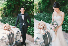 Chiang Sheng + Rebecca  by Munkeat Photography