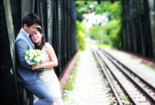 Fendi & Shella Pre- Wedding Shoot by YRegina Makeup