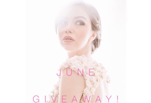 June giveaway! by Stella Nadia MUA