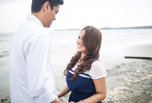 Pre Wedding Portraiture by FIAP