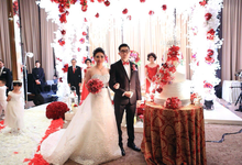 Wedding Of Fred and Fei by Jessica Huang