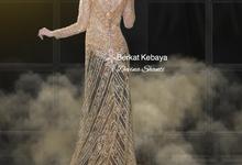 Wedding Kebaya by Berkat Kebaya By Devina Shanti
