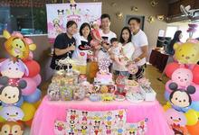Tsum tsum birthday party by ilmare Wedding