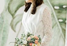 BRIDE DENE by Phyl Lunzaga Makeup (Hair & Make-up)