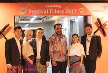 Launching of Festival Tidore 2017 Dinner by MAJOR ENTERTAINMENT