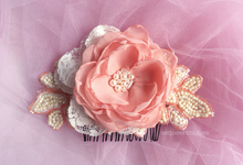 Headpiece 3D by Sequeen Couture