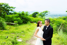 Prewedding Agik & Gandis by AL_myname Photography