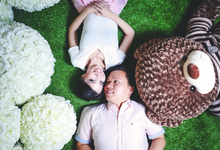 Daniel + Fransisca by Blooming Box Photography