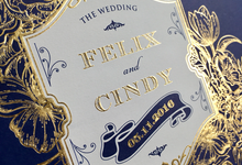 Felix & Cindy by H2 Cards