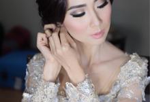 Rangga and Jane Wedding by Vidi Daniel Makeup Artist managed by Andreas Zhu