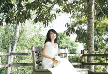 Prewedding in Bali [ Custom Wedding Gown ] by Kings Bridal & Tailor