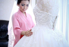 Wedding of Febriyanto and Mery by Vidi Daniel Makeup Artist managed by Andreas Zhu