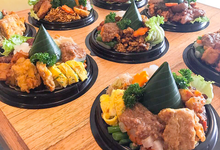 Personal Tumpeng Mini  by Stickee Bali