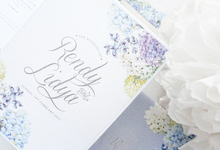 Sweet Blue Hydrangea by Joyeux Moment