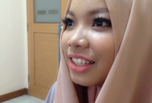 Flawless Makeup for Inna by Lorosay R Make-up & Hijab-styling
