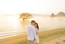 Lombok Prewedding by Gusde Photography