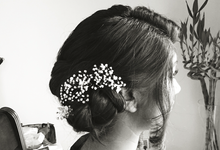 Wedding Hairdo and Functions Makeup  by Lin Elier NaturalBeauty