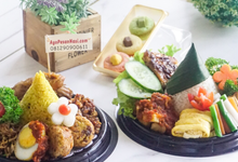 Tumpeng Mini by Stickee Bali