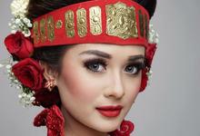 Wedding portfolio by Make Up by Adinda