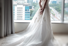 Wedding of Timothy and Telly by Vidi Daniel Makeup Artist managed by Andreas Zhu