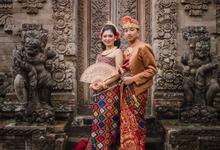Balinese prewedding Gutra & Yuli by AR Photo