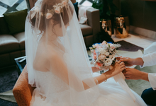 Melissa's Wedding by Amanda Cheong~Make-up Artist