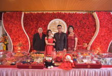 Sangjit Derry & Cynthia by Forentrie Management ( Wedding Organizer & Music Entertainment )