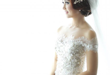 Teddy & Citra Wedding by Kiky Handoko Nail Studio