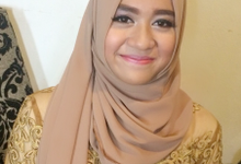 Makeup hijab by Devie Setyanto Make up Artist