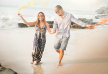 The pre wedding session ii wanly + fei by Bali Moments Photography