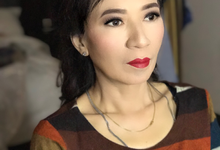 Party makeup by AyuAbriyantimakeupartist