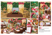 New Level 2 Designs by Hizon's Catering