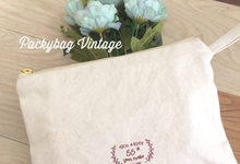 Anniversary wedding Favor  by Packy Bag Vintage