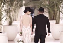 Adit & Melissa Wedding  by meliyabi