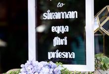 Pengajian & Siraman Egga  by SEDJOLI WEDDING ORGANIZER