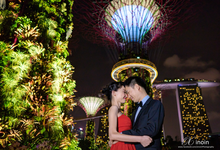 Prewedding @ Singapore  by xinoin