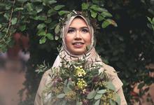 Zidni + Chandra // Prewedding Session by Afya & Co