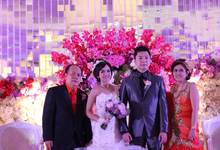 Wedding Benny & Shieny by Lips WO
