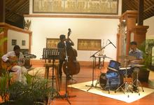 Bali Bossa Jazz Quartet for Dinner & Wedding by BALI LIVE ENTERTAINMENT