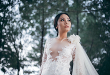 Prewedding makeup Tessa by YU makeup artist