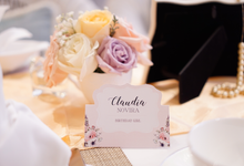 Claudia Novira's Birthday Par-Tea by Severa Décoration